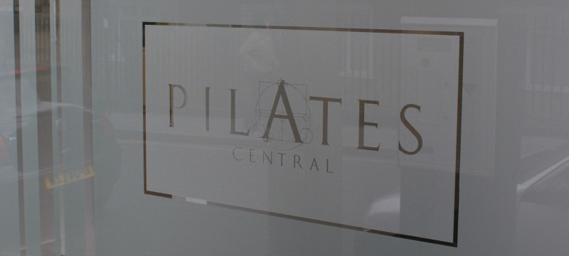 pilates central london contact