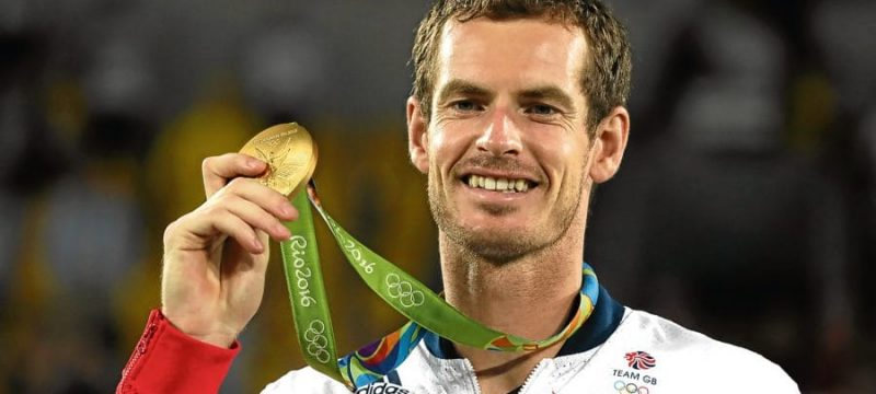 Andy Murray, Olympian