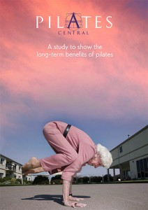 pilates exercises long term study book cover