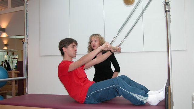 Pilates Reformer Classes Islington