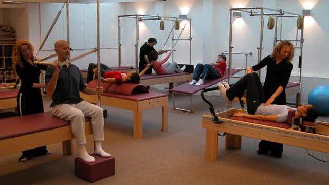 Pilates Saturday Classes Angel Islington