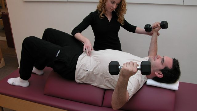 Men's Pilates Classes Islington