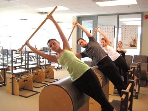 Pilates and HIIT Training