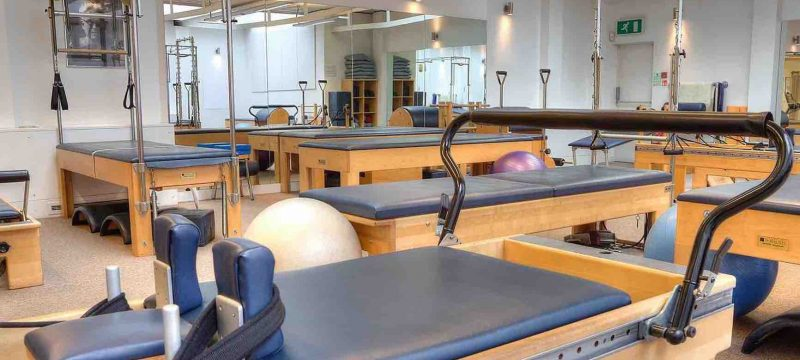 Pilates Reformer in Islington