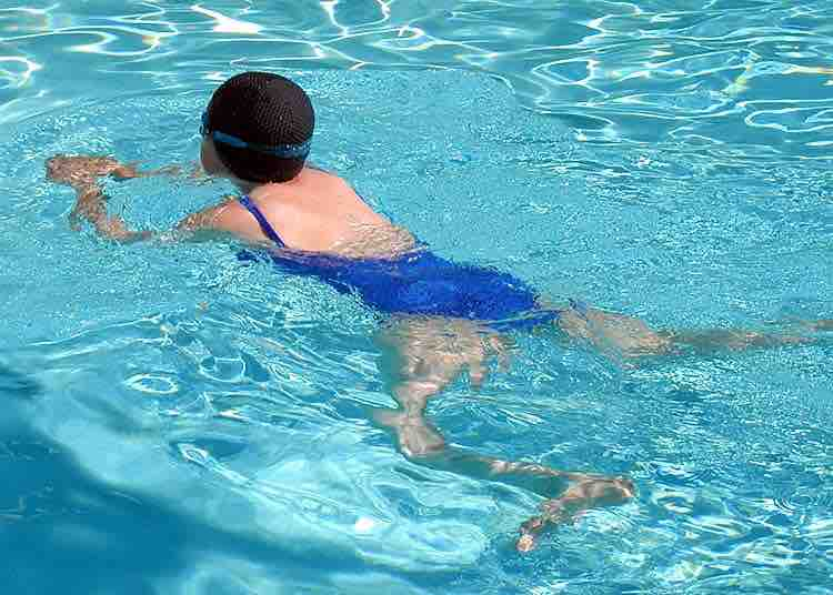 Swimming for Injury Recovery