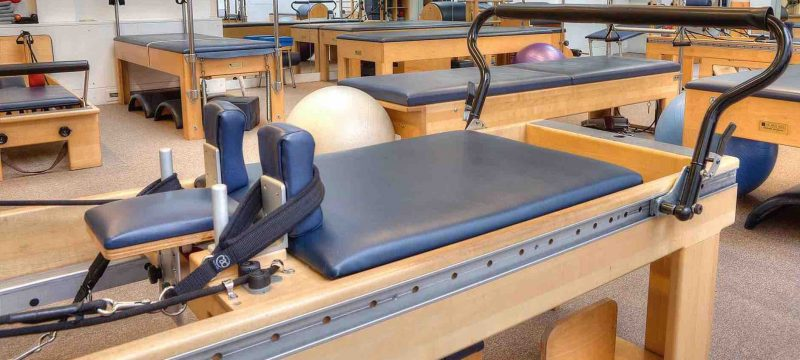 Pilates Reformers at Pilates Central