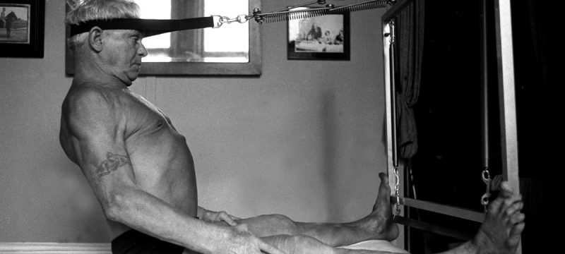 Joseph Pilates Quotes Post