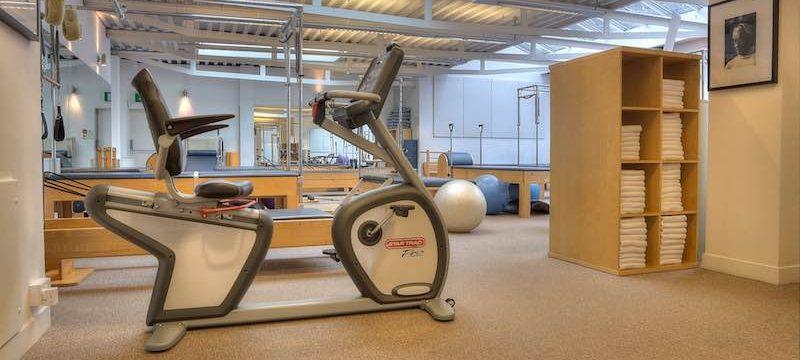 Pilates Interior Pre Lockdown